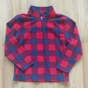 Oshkosh boys pull over sweater